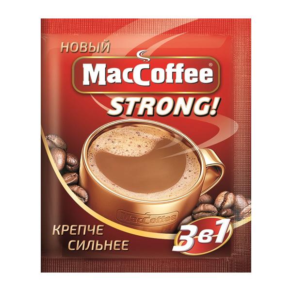 Maccoffee Strong