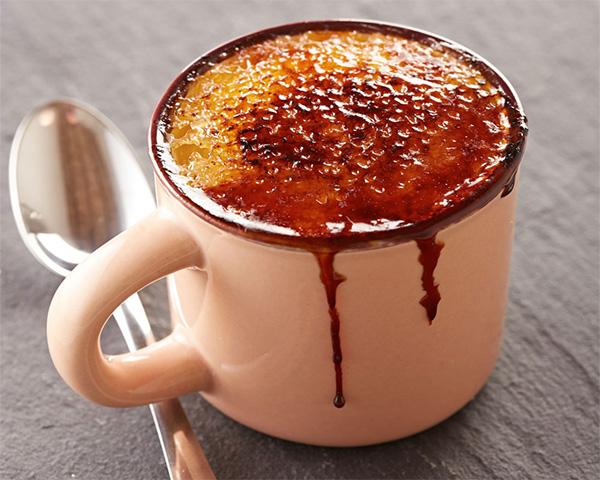 Кофе с жженым сахаром