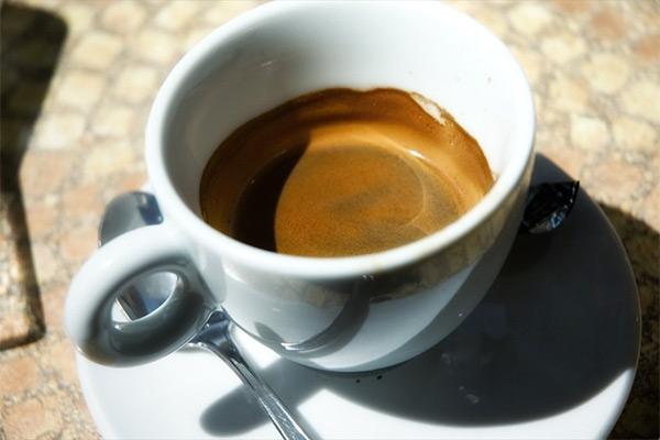 Кофе двойной крепости