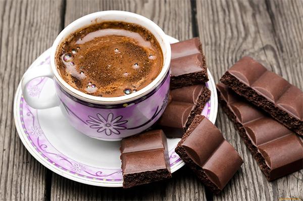 Кофе шоколадный